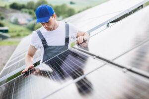 VTS checkt zonnepanelen